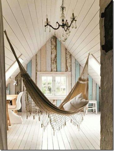 gorgeous attic