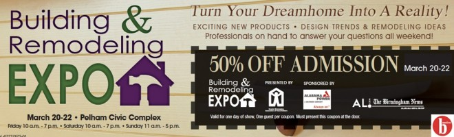 Dreaming of Remodeling?  Come to BREXPO!