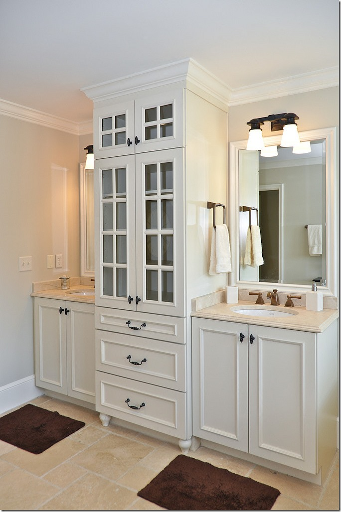 Signature Homes Bathroom remodel