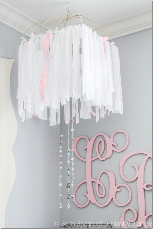Baby Nursery Mobile DIY
