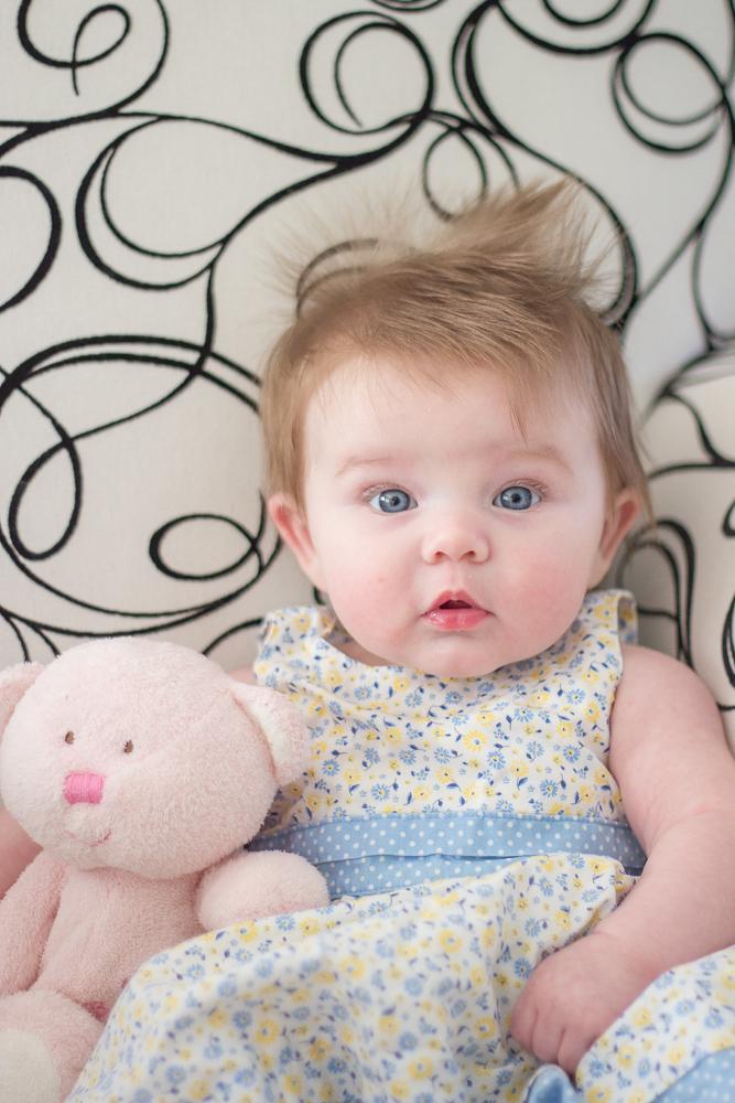 Caroline 3 months old-6