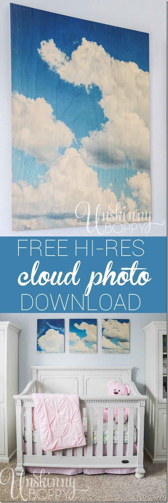 Free hi-res cloud photo download