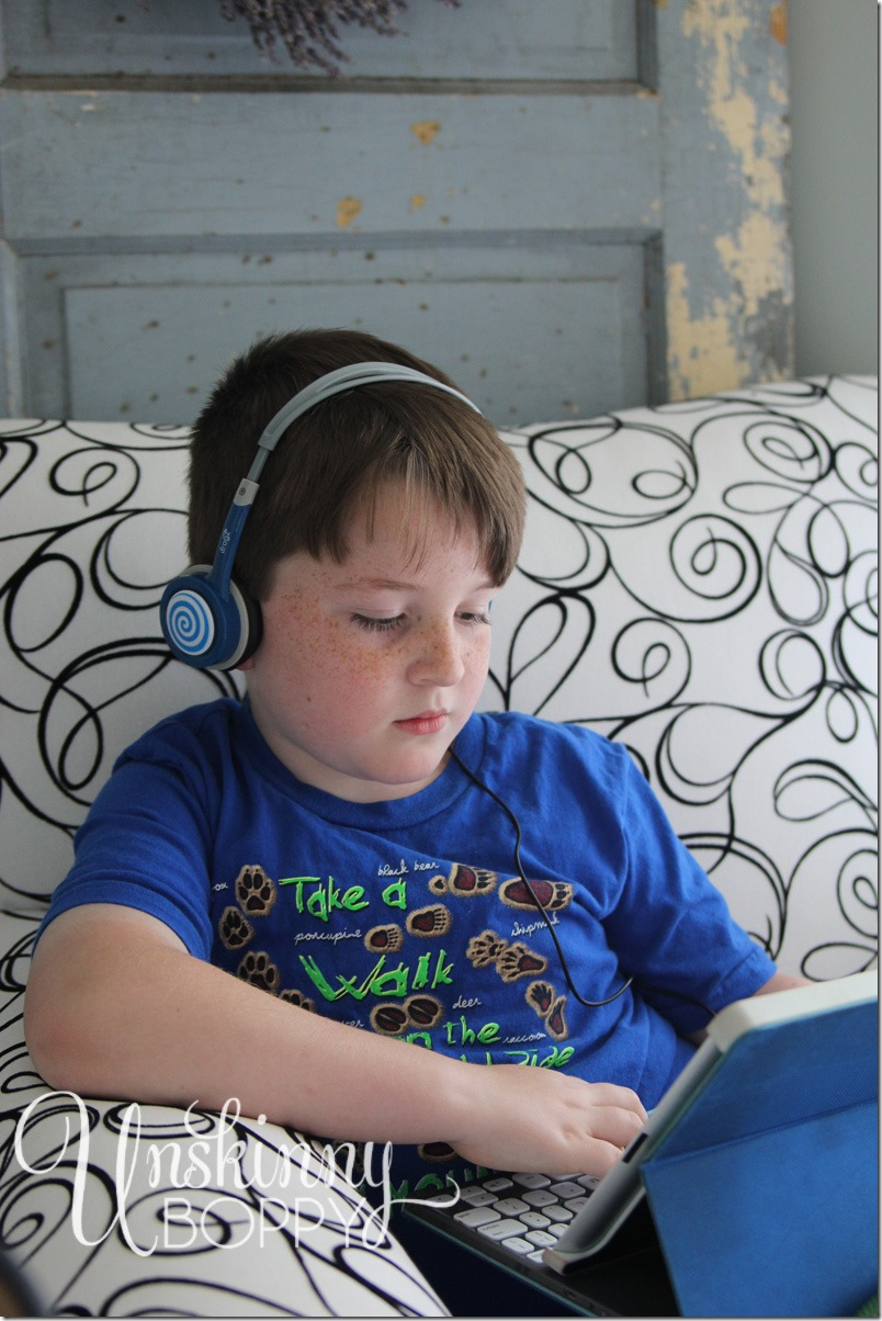 Ifrogs lil rockers headphone giveaway2