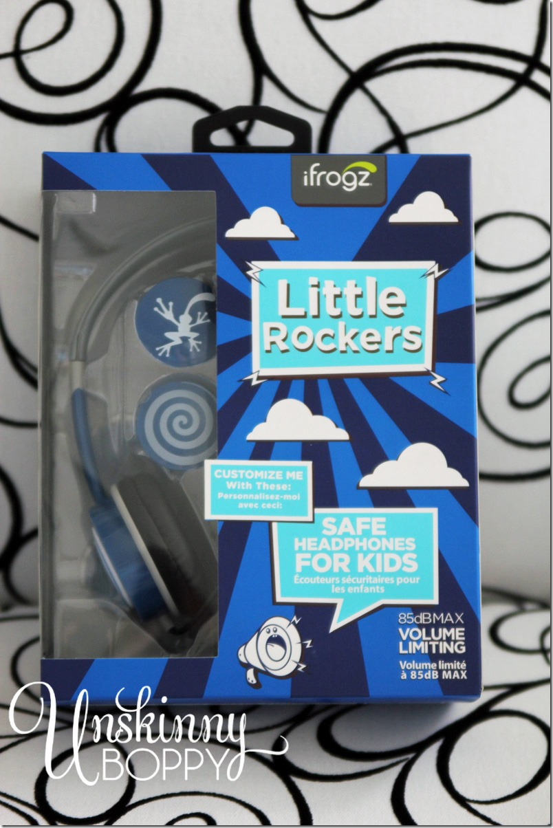 Ifrogs lil rockers headphones for kids
