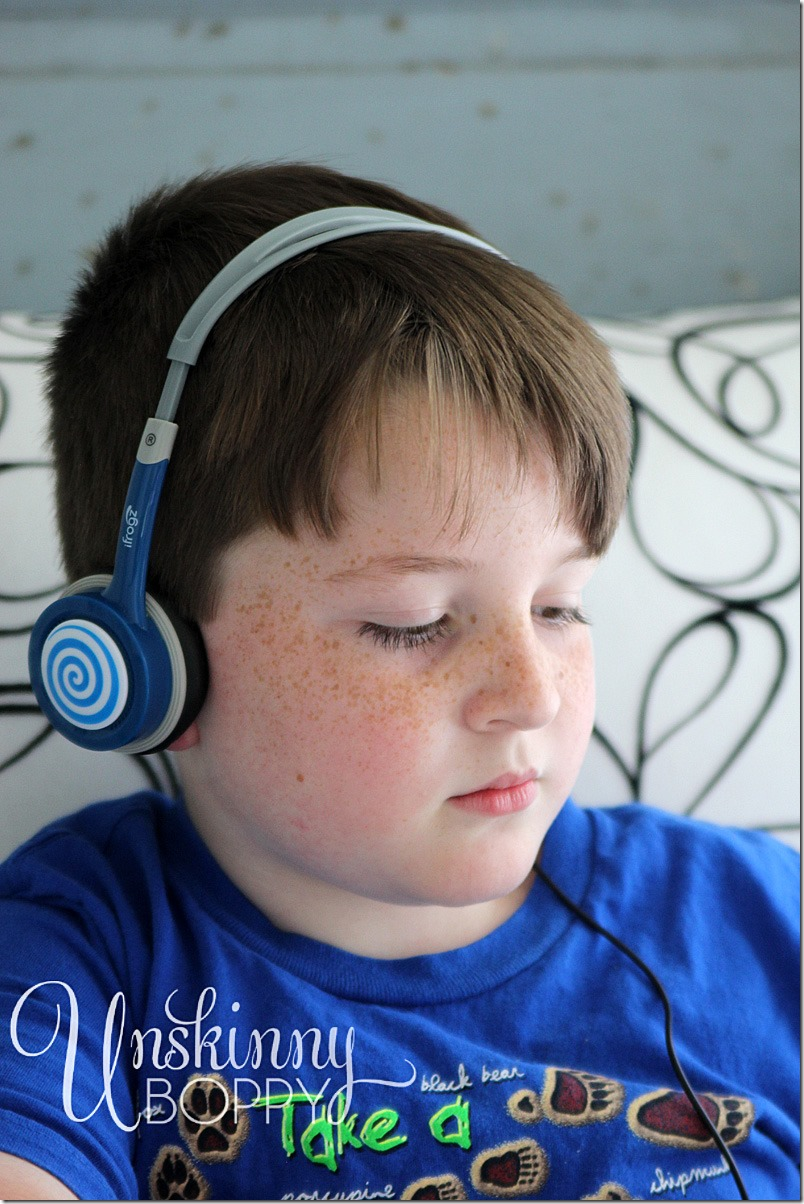 Ifrogs lil rockers headphones