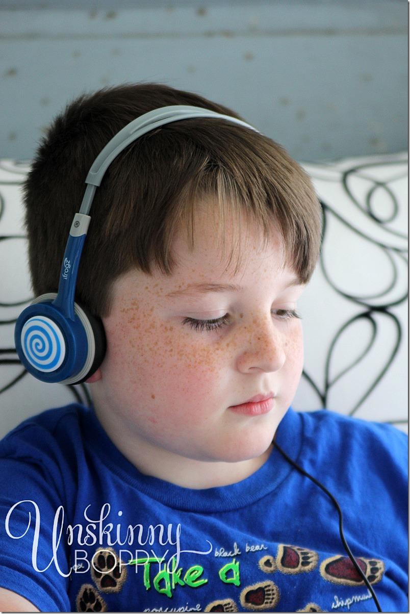 Ifrogs lil rockers headphones