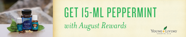 August 2015 montly promo