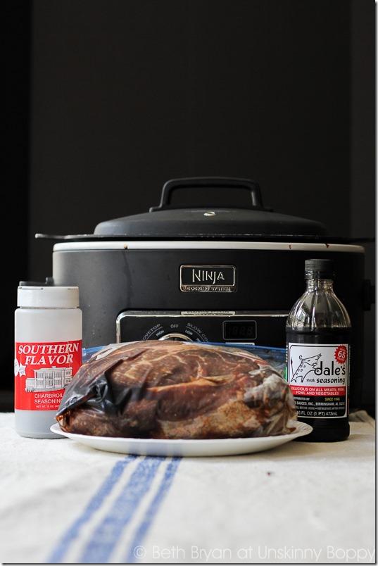 Alabama Pot Roast