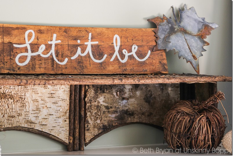 Fall Mantel Decor-11
