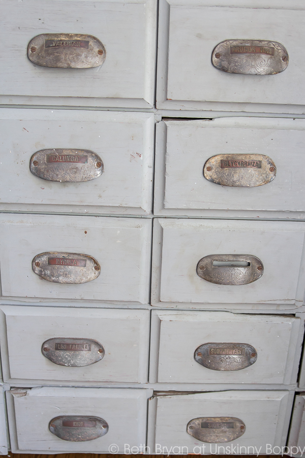 Apothecary Cabinet-11
