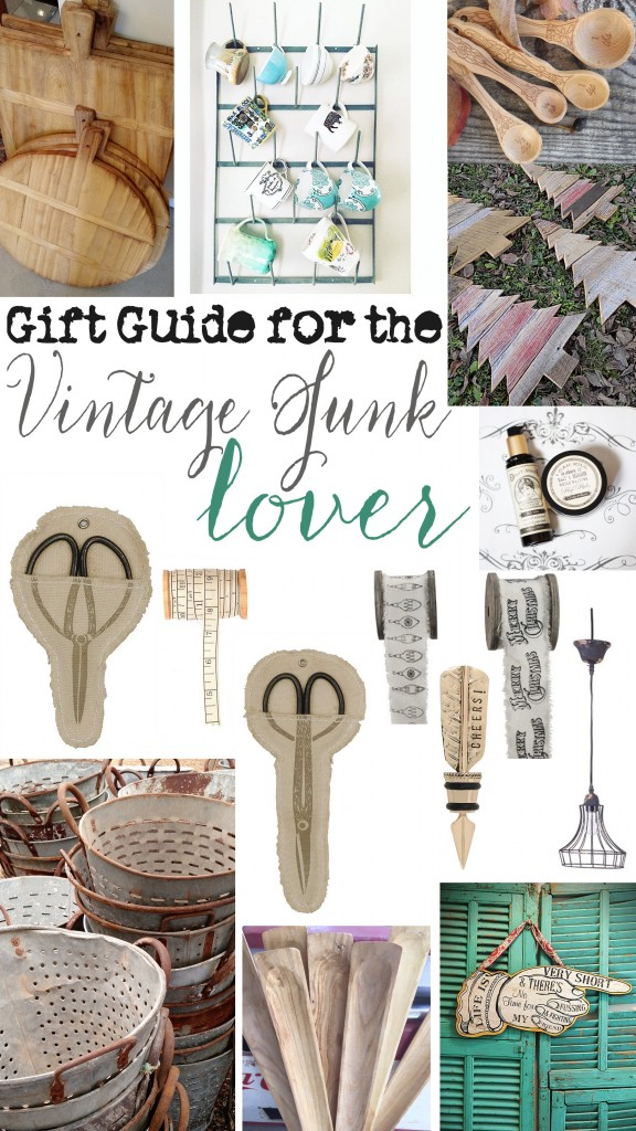 Gift Guide for the Vintage junk lover copy