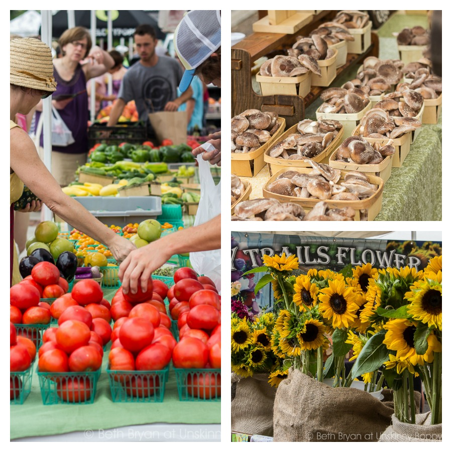 Pepper Place Farmers Market | Photo by Beth Bryan | www.unskinnyboppy.com