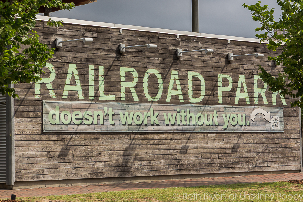 Things to Do in Birmingham, Alabama- Visit Railroad Park | Photo by Beth Bryan | www.unskinnyboppy.com