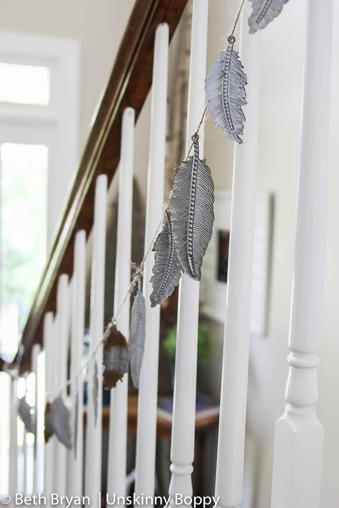 Farmhouse Style Foyer Decorating (2 of 27)