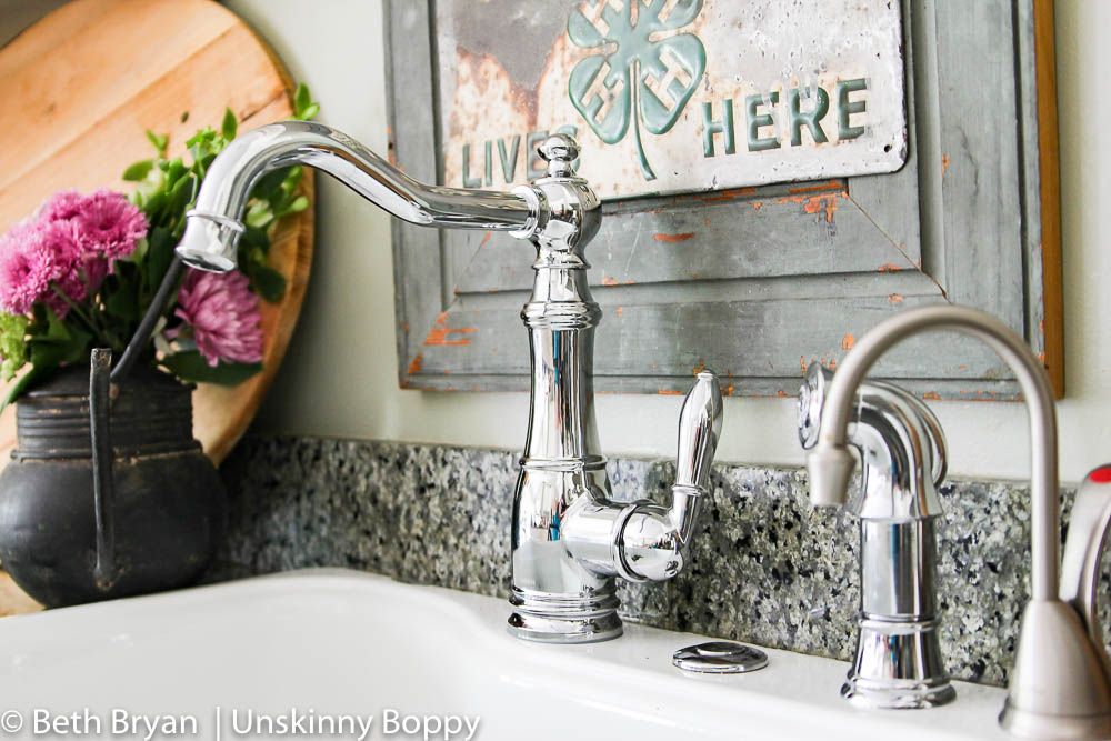 Moen Weymouth Kitchen faucet (farmhouse style) (15 of 15)