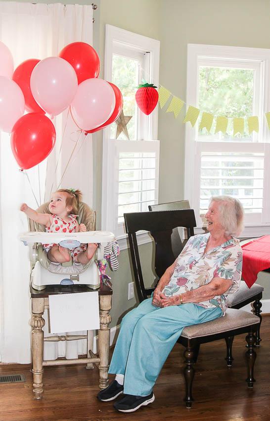 Carolines First Birthday Party-30