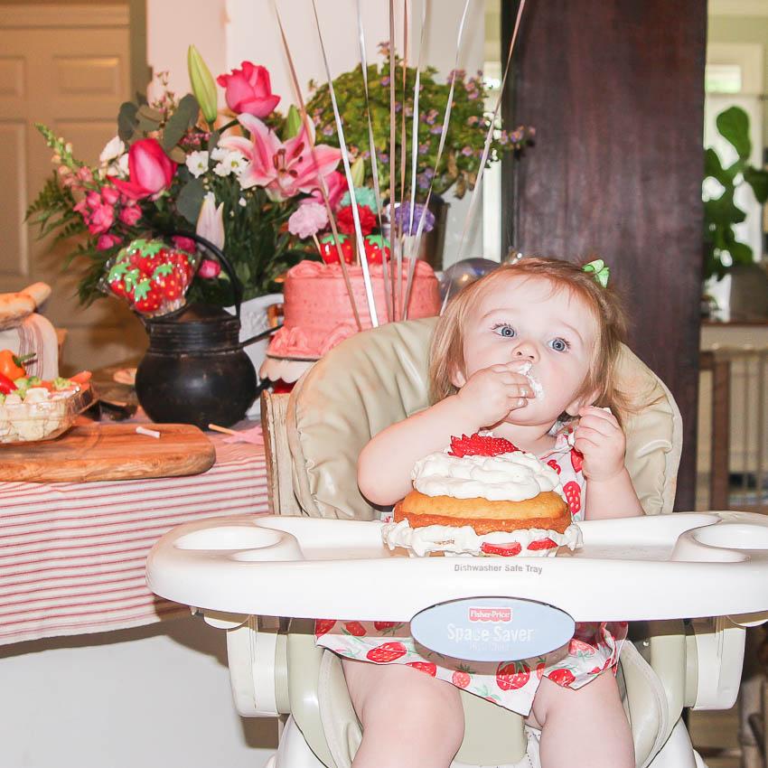 Carolines First Birthday Party-65