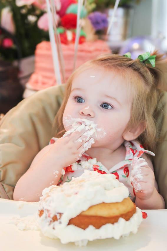 Carolines First Birthday Party-73