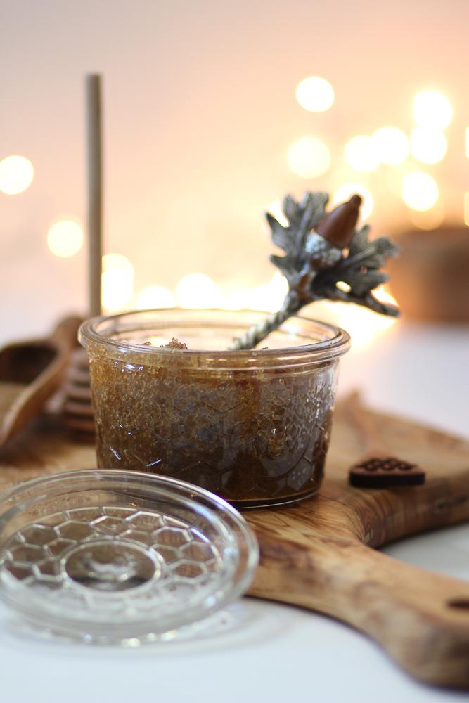Natural Sugar Scrub with Essential Oils-9