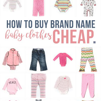 How to Save on Plus Size (and kids!) Clothes
