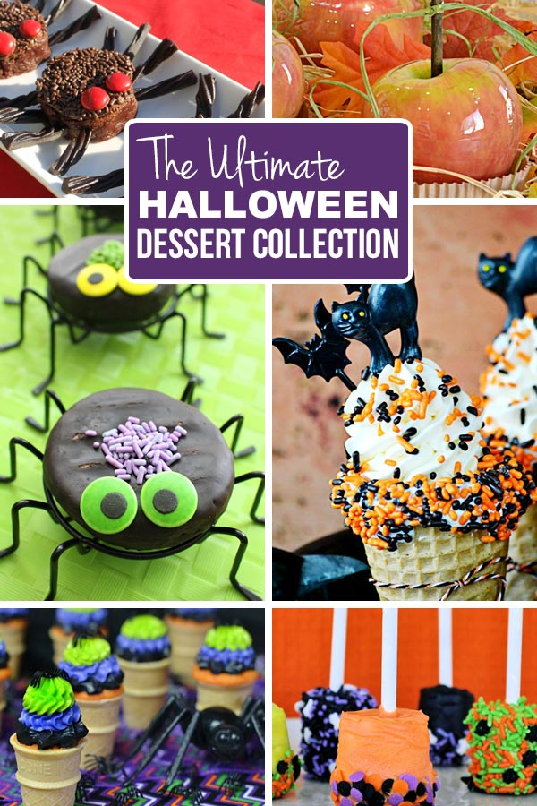 ultimate halloween desserts for your party
