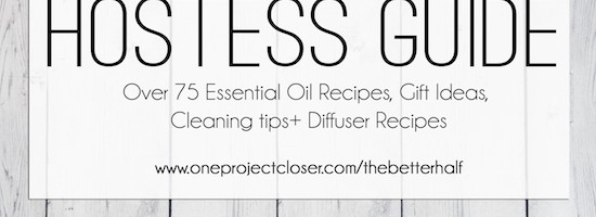 Holiday Hostess Guide {using essential oils}