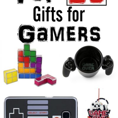 Top 25 Gifts for Gamers