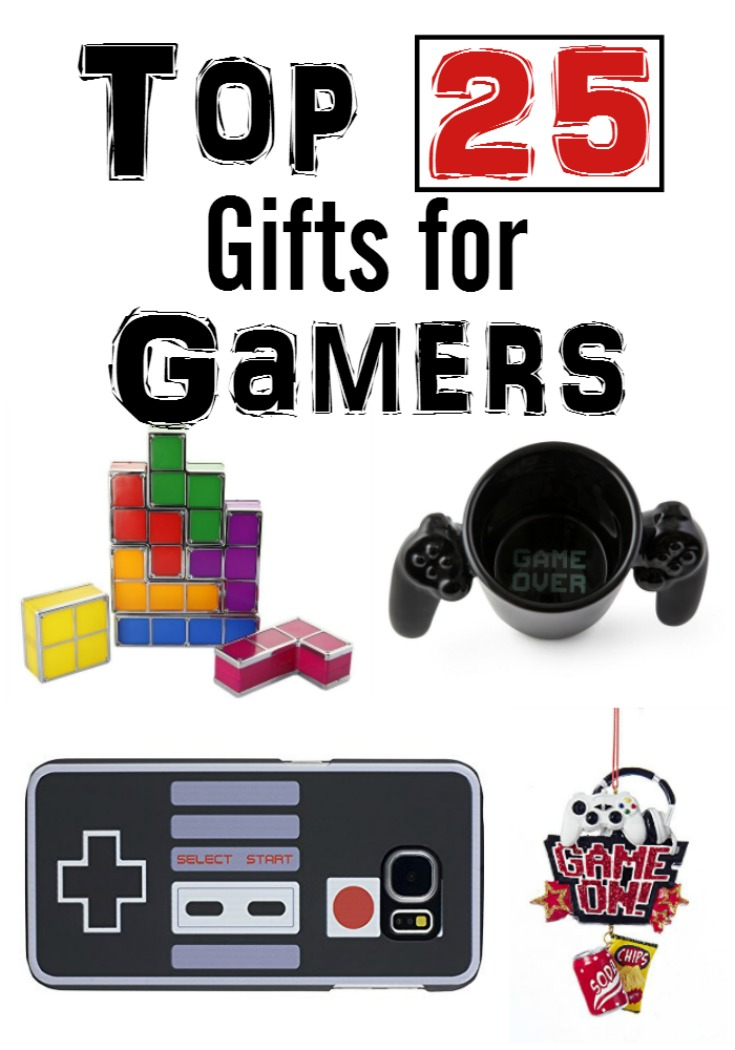From exciting new releases like Assassin's Creed and Smash Bros. to the latest and greatest mice and keyboards, here are the best gifts to get the gamer on your list.