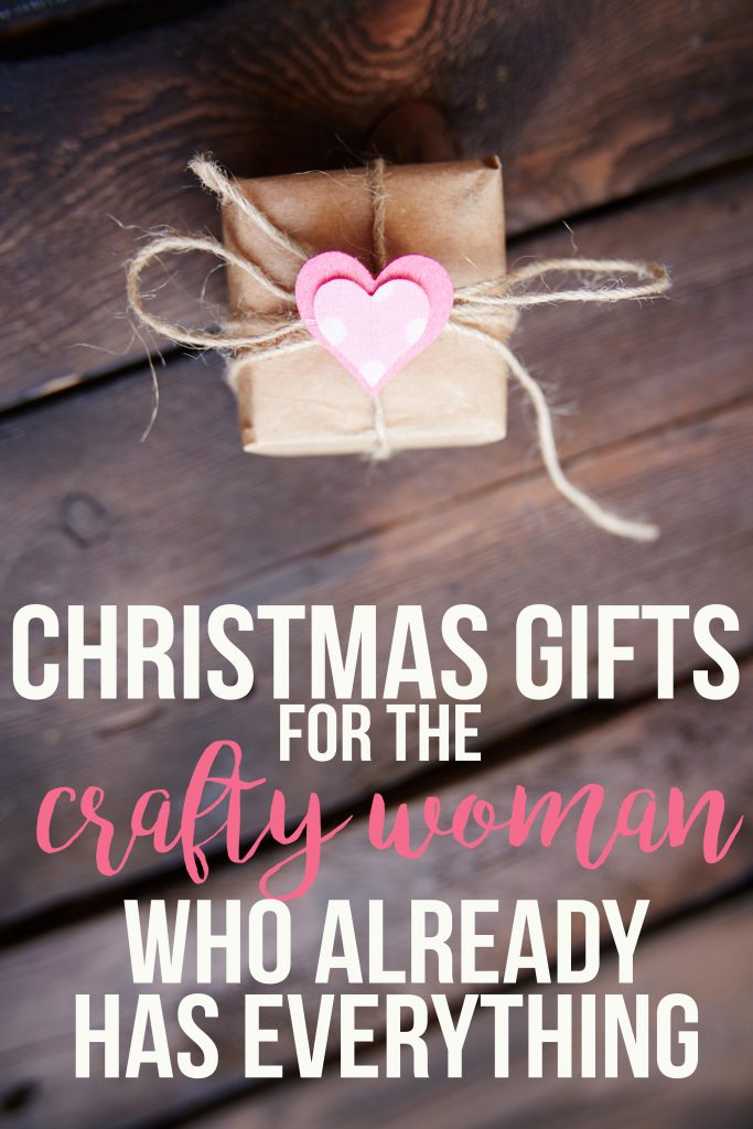 Christmas gifts for the crafty woman