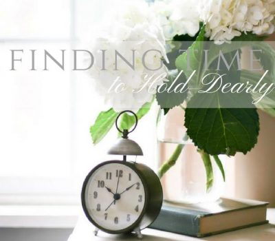 finding-time-to-hold-dearly