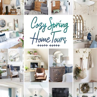 Like a Room without a Roof {Spring Home Tour}