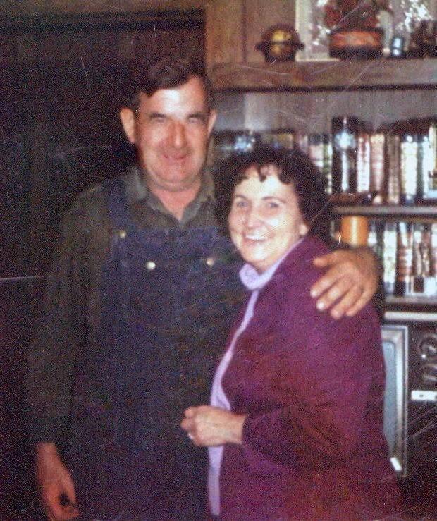grandma and grandpa cain