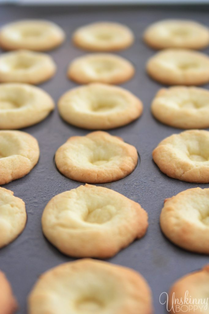 Key Lime Thumbprint Cookes with lime essential oil-3