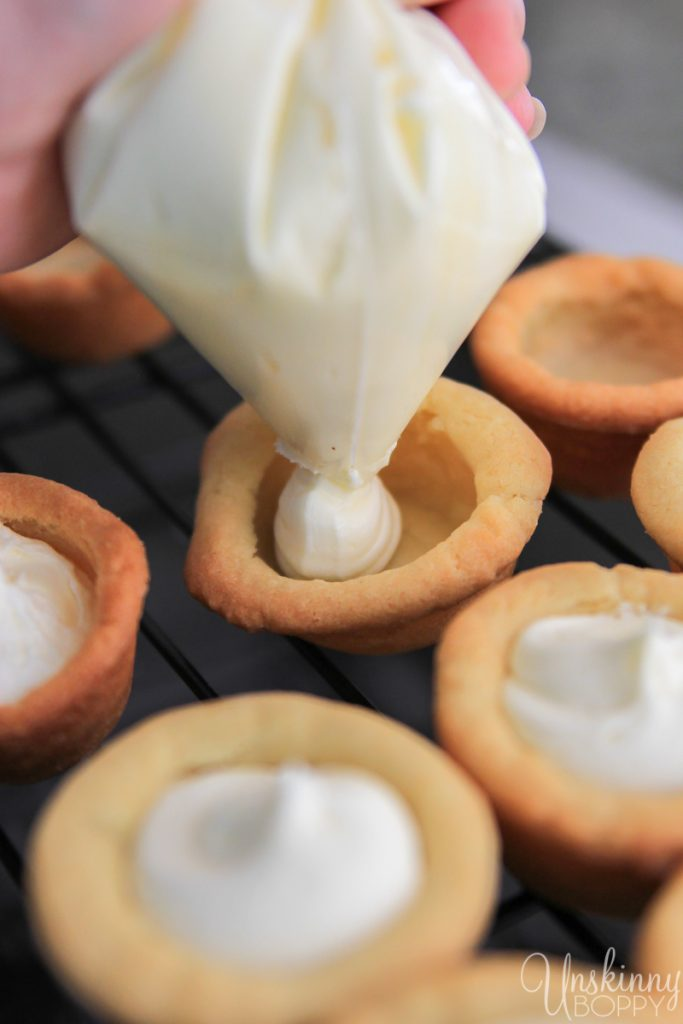 Key Lime Thumbprint Cookes with lime essential oil-8