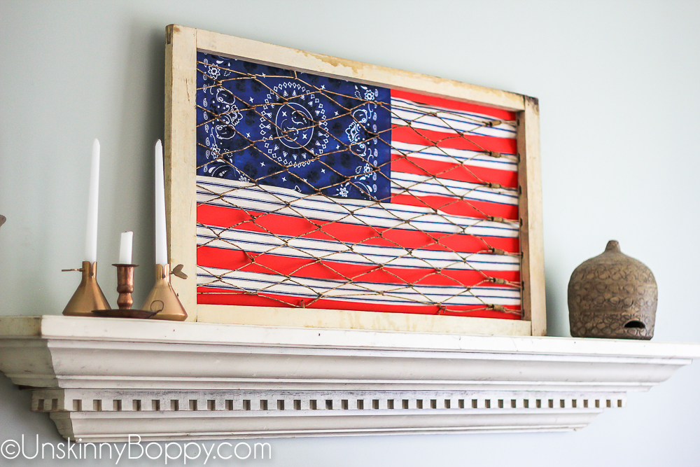 4th of July Table Decorating ideas-15