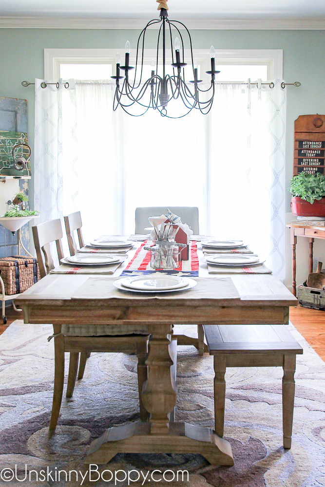 Decorating The New Dining Room Table, Pier One Dining Room Tables