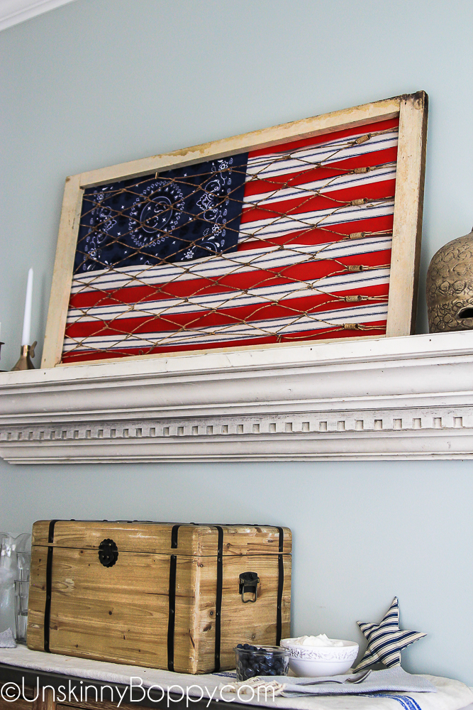 4th of July Table Decorating ideas-35