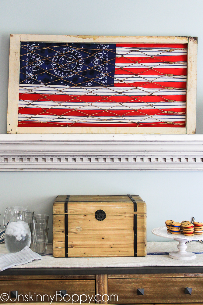 4th of July Table Decorating ideas-5