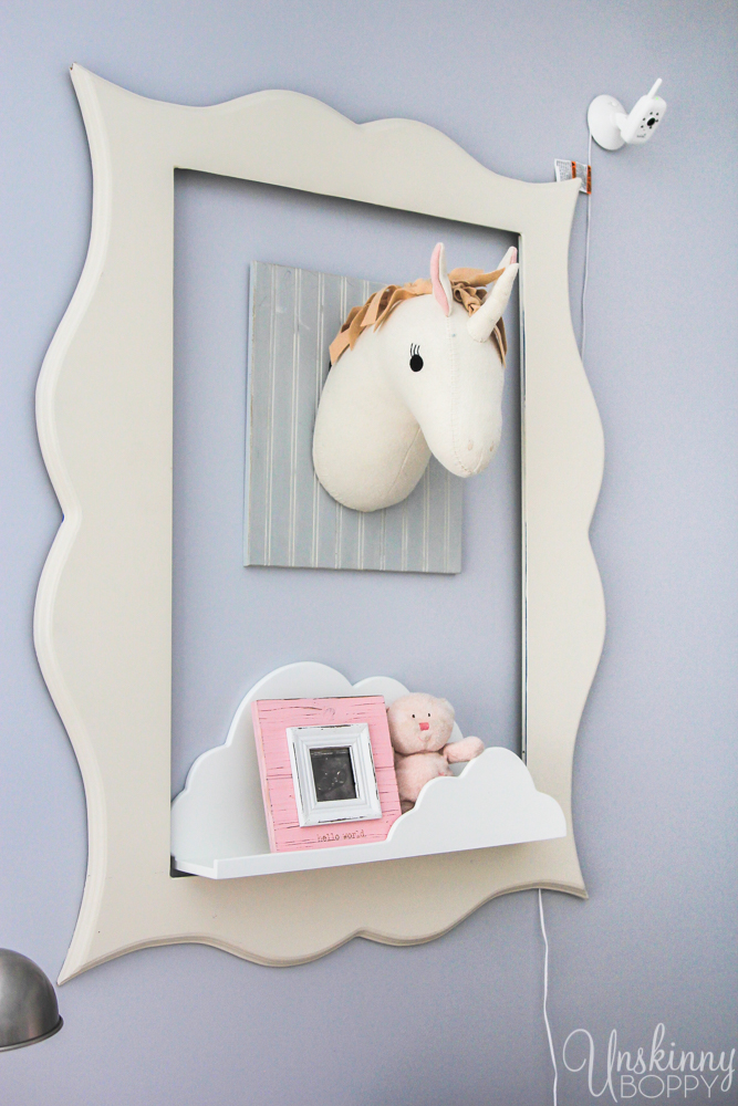 Magical Unicorn Girl's Nursery-1