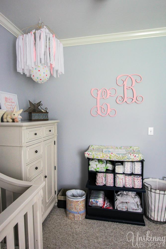 Magical Unicorn Girl's Nursery-10