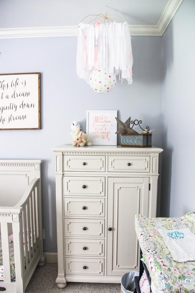 Magical Unicorn Girl's Nursery-13