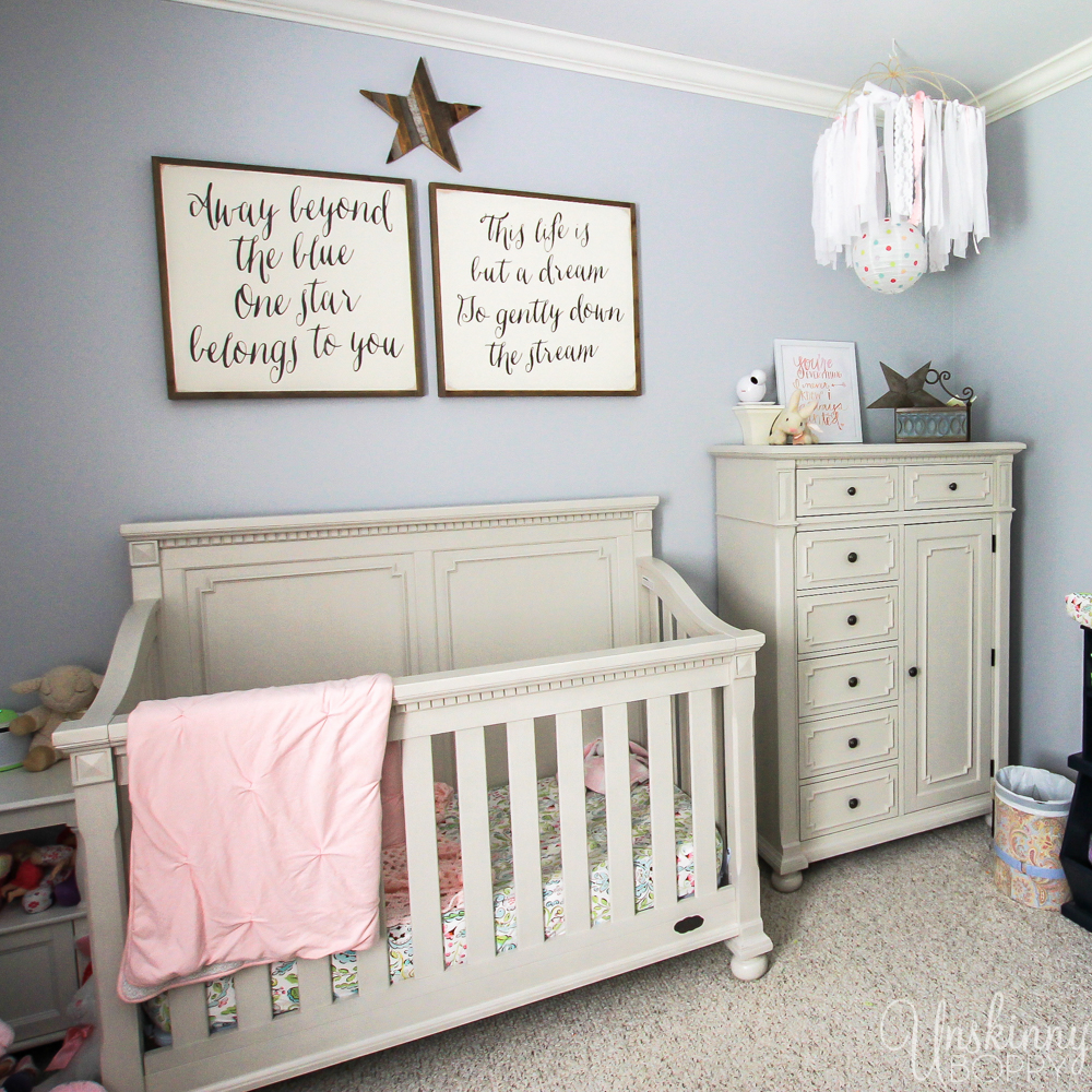 Magical Unicorn Girl's Nursery-6
