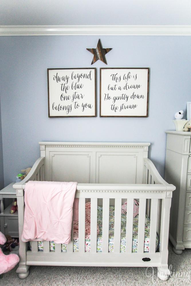Magical Unicorn Girl's Nursery-8