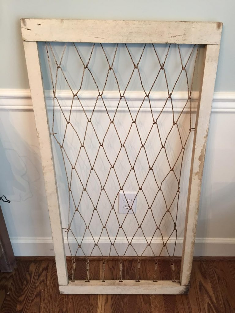 vintage crib spring