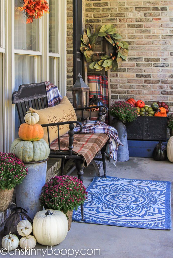 Easy Fall decorating ideas 2017-2