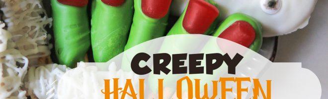 Creepy Halloween Party Treats