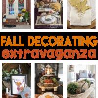 Fall-tastic Decorating Ideas