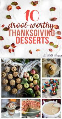 10 Droolworthy Thanksgiving Desserts