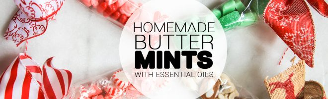 Melt-in-Your-Mouth Butter Mints Recipe