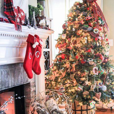 The Big 2017 Christmas Home Tour